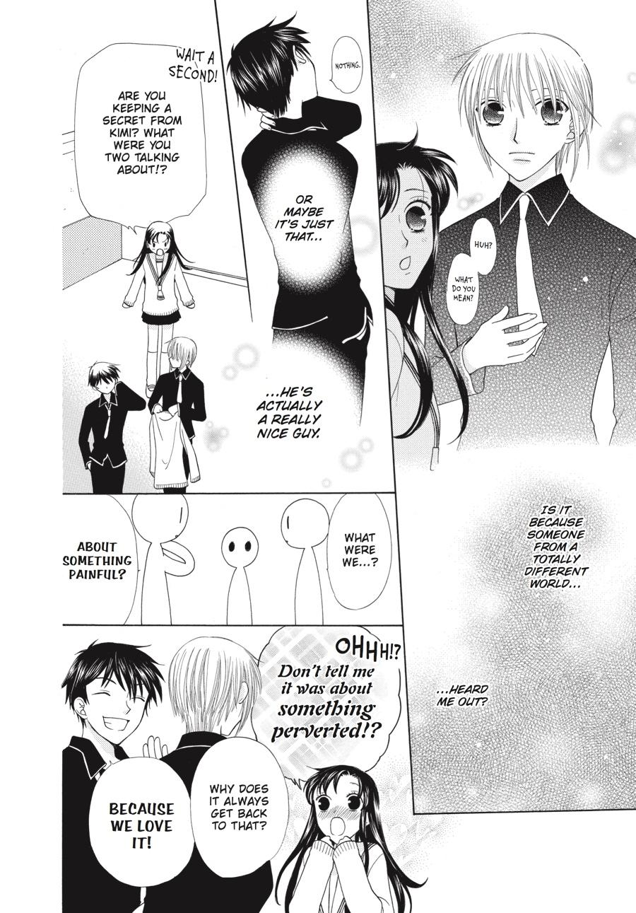 Fruits Basket, Chapter 86 image 018