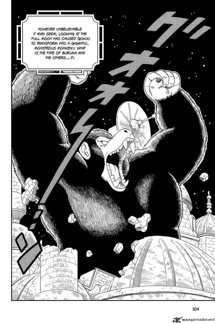 Dragon Ball, Chapter 22 image 001