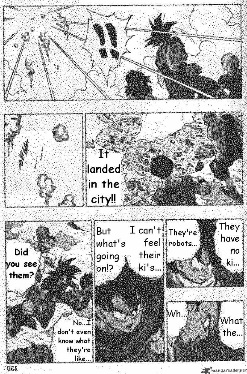 Dragon Ball, Chapter 337 image 013