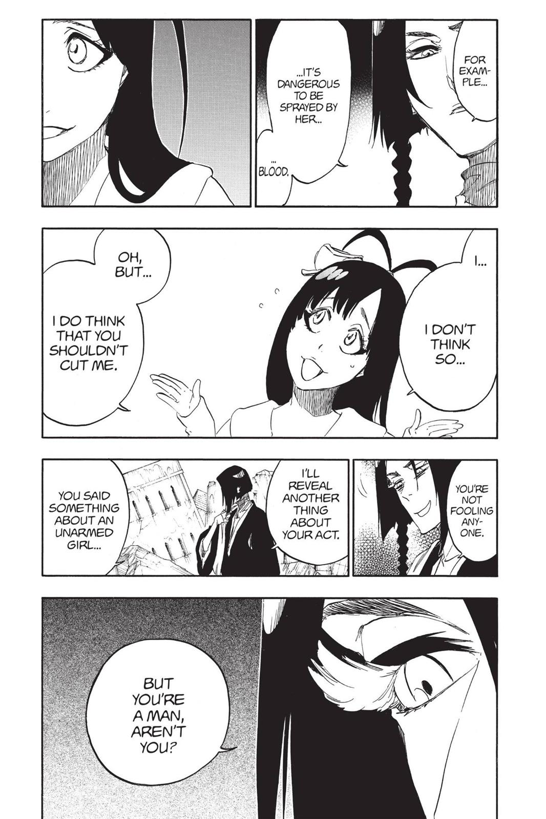 Bleach, Chapter 588 image 015