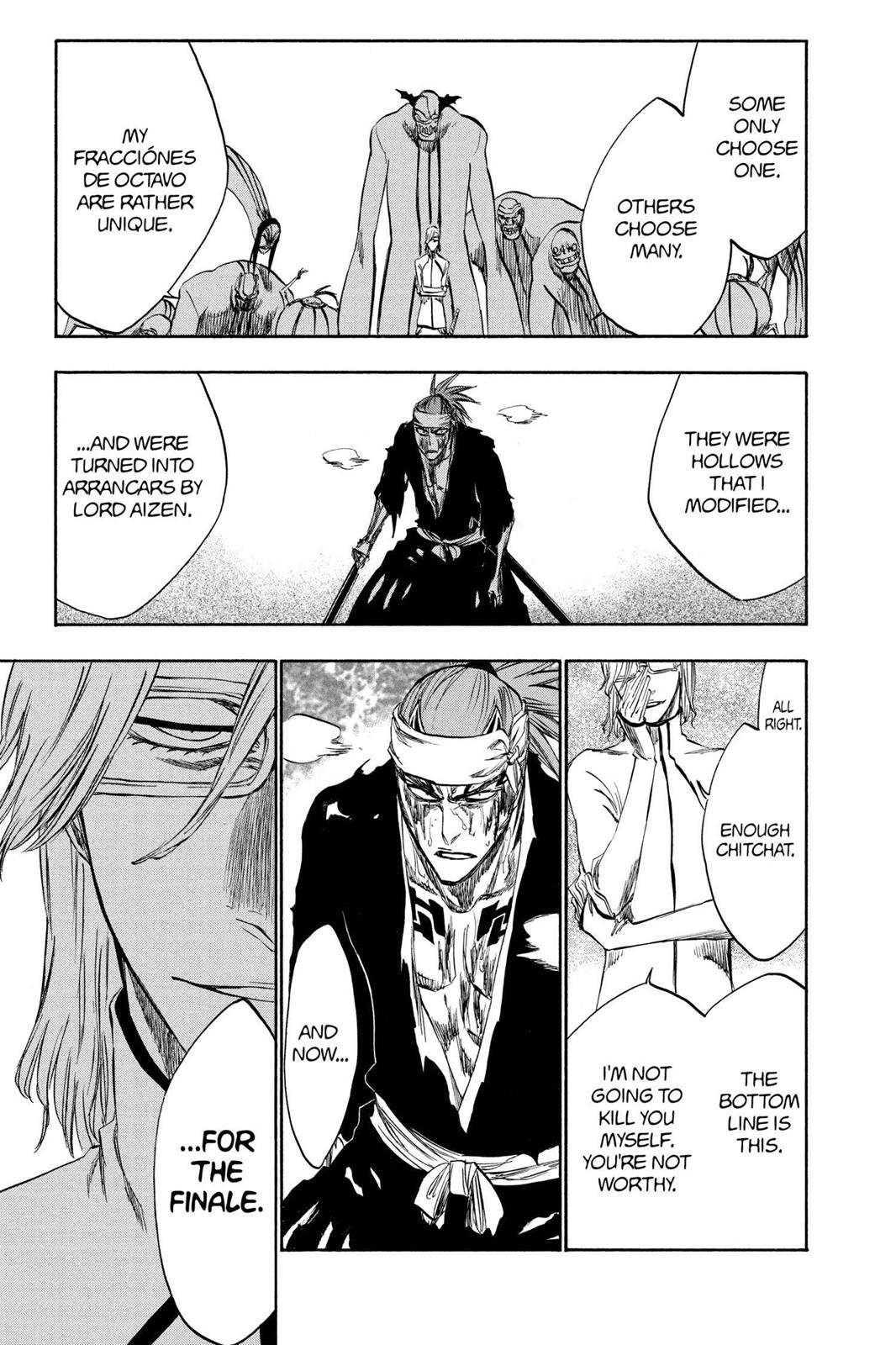 Bleach, Chapter 272 image 013