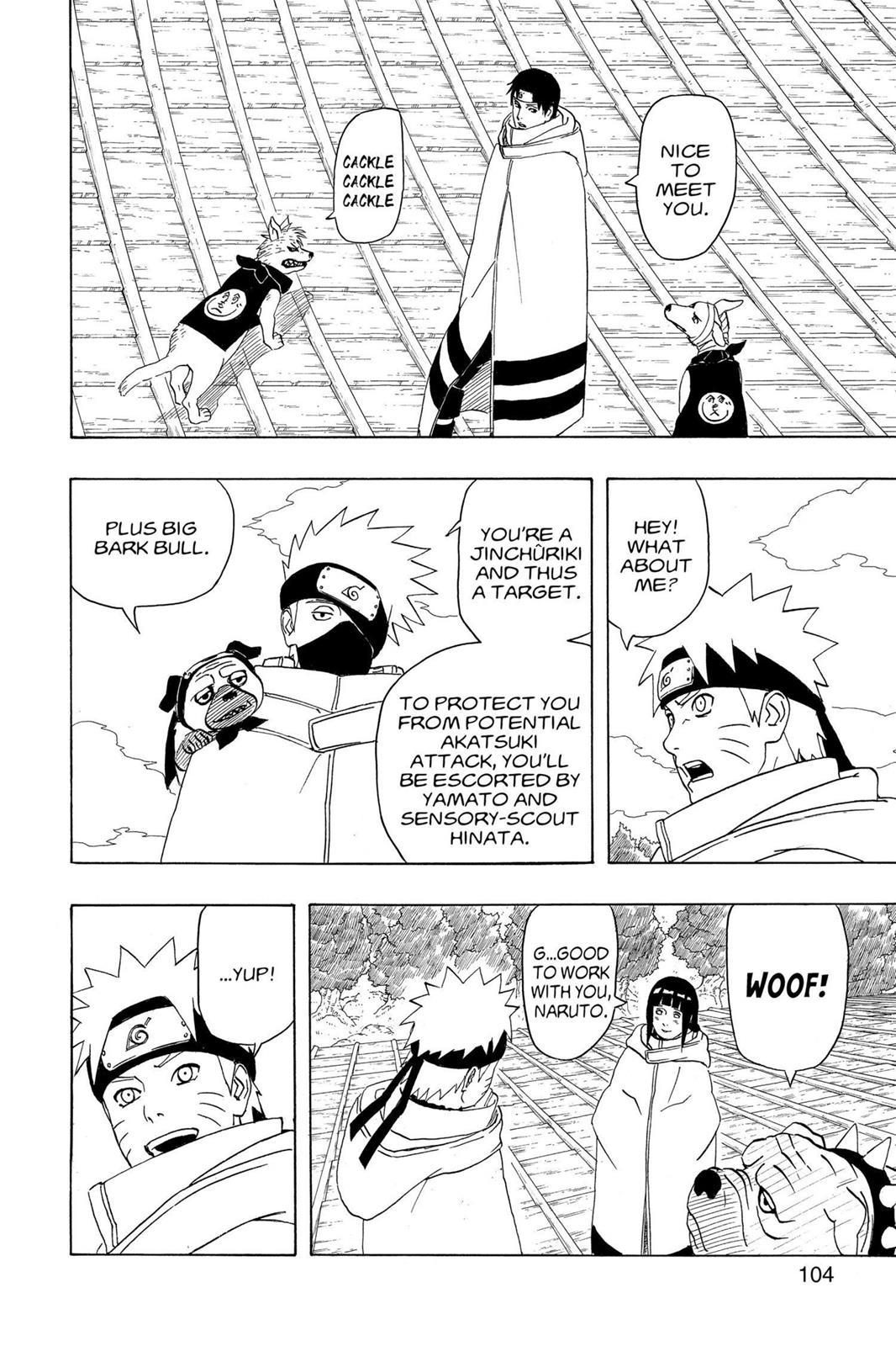 Naruto, Chapter 355 image 004