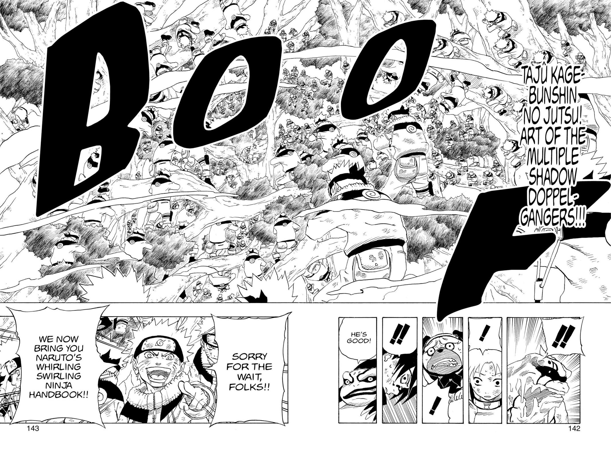Naruto, Chapter 133 image 016