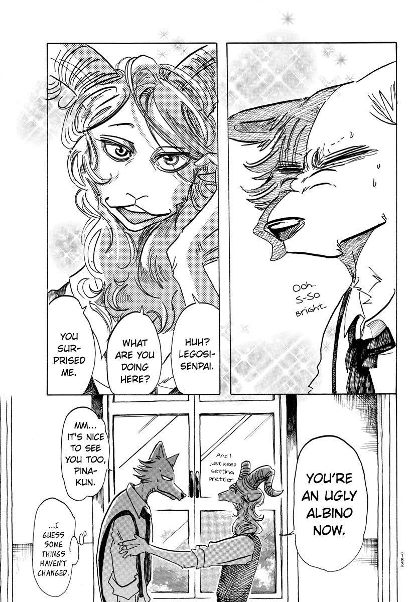 Beastars Manga, Chapter 152 image 012