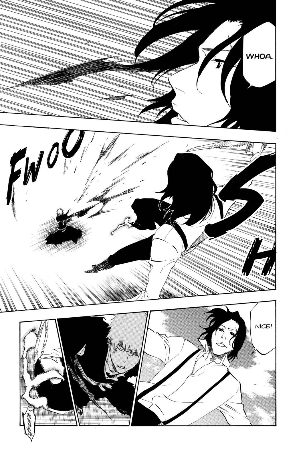 Bleach, Chapter 445 image 013