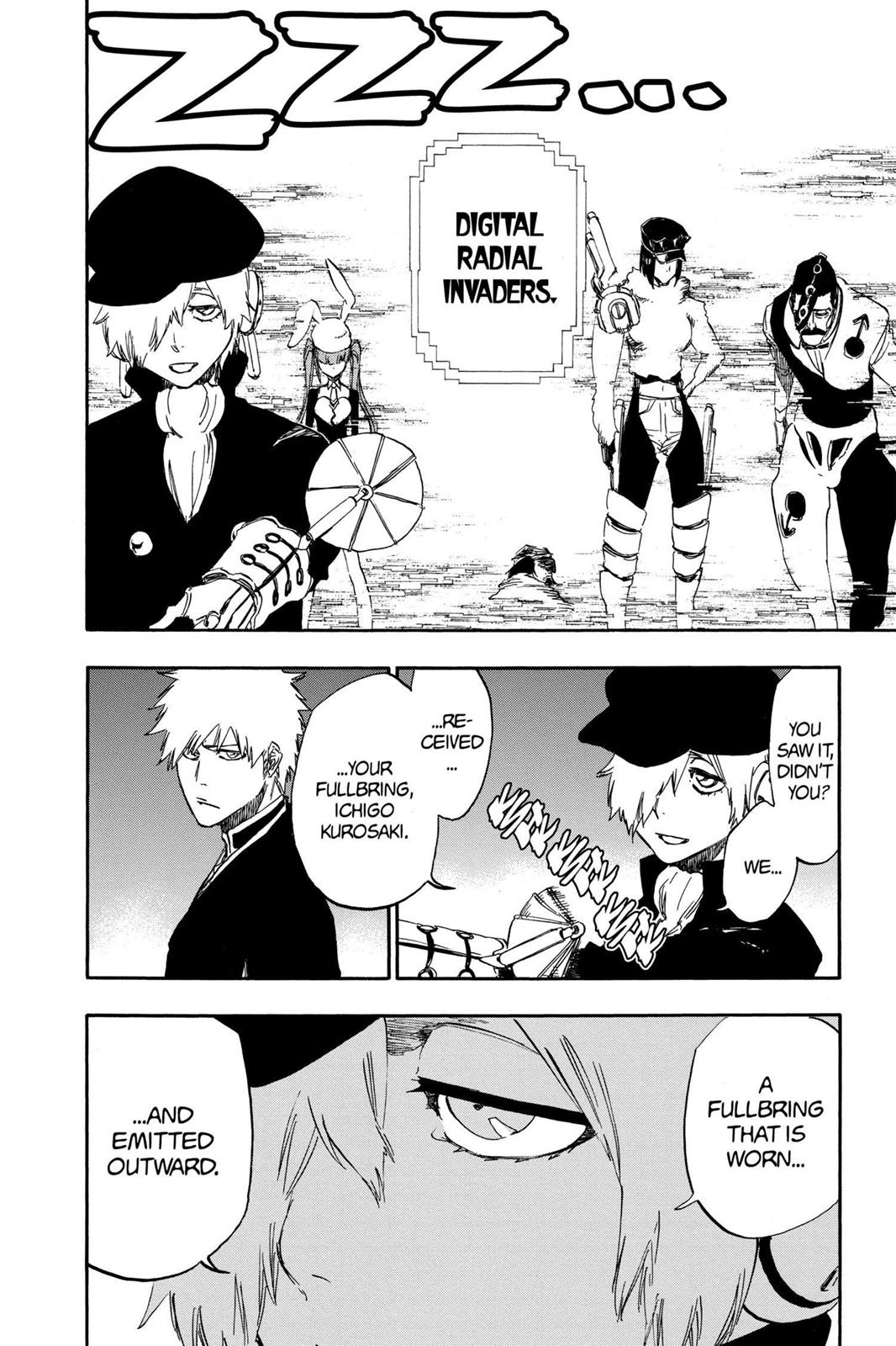 Bleach, Chapter 463 image 010