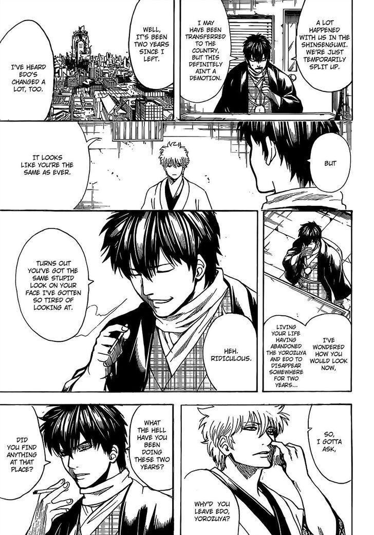 Gintama Chapter, 673 image 015