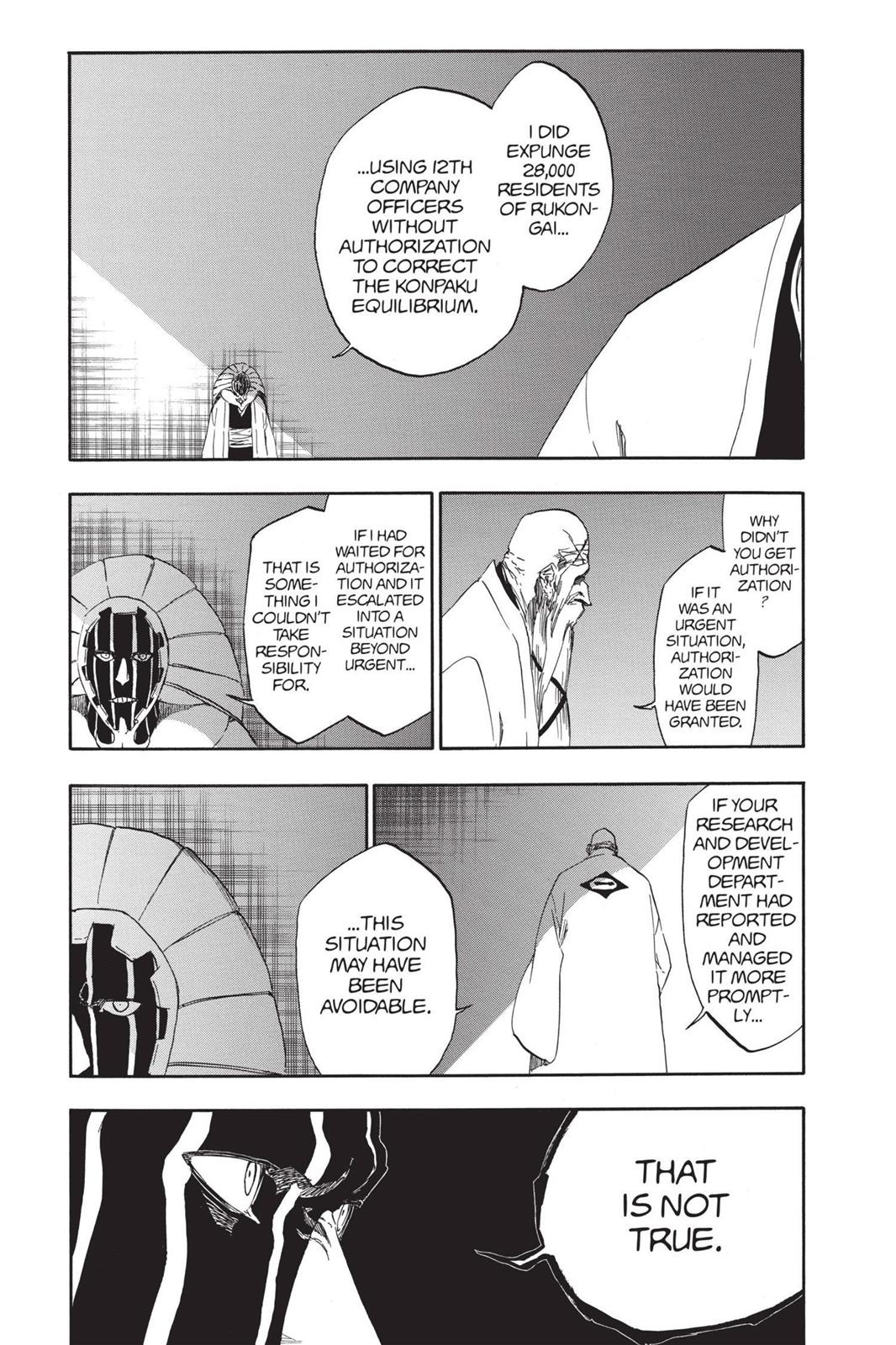Bleach, Chapter 489 image 015