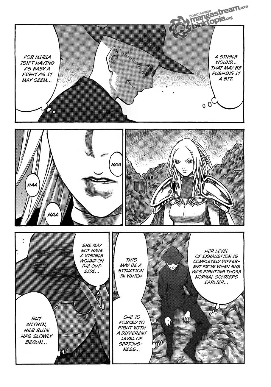 Claymore, Chapter 107 image 009