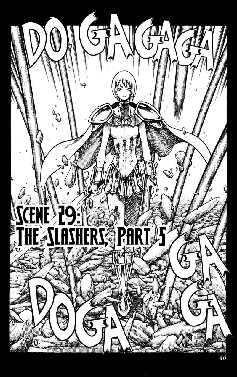 Claymore, Chapter 29 image 002