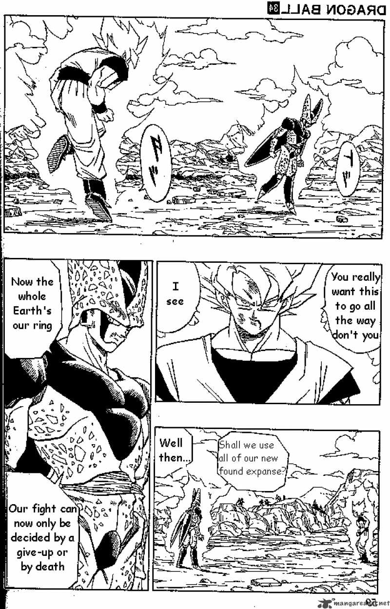 Dragon Ball, Chapter 401 image 010
