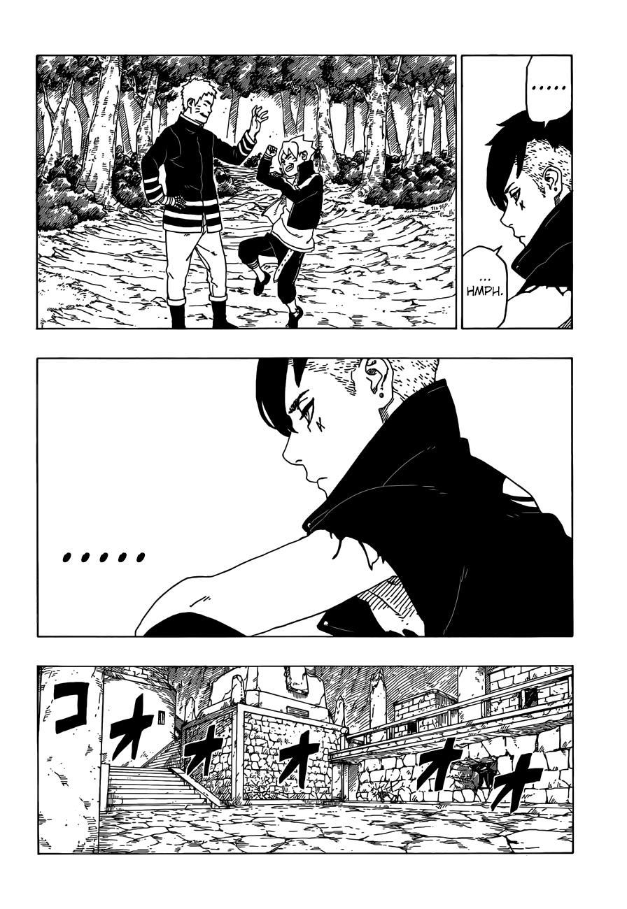 Boruto Manga, Chapter 29 image 027