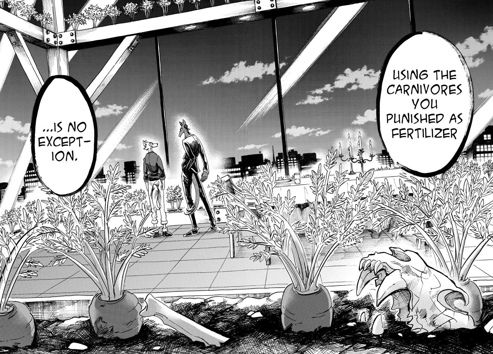Beastars Manga, Chapter 117 image 015