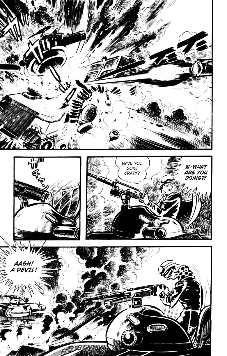 Devilman, Chapter 4 image 031