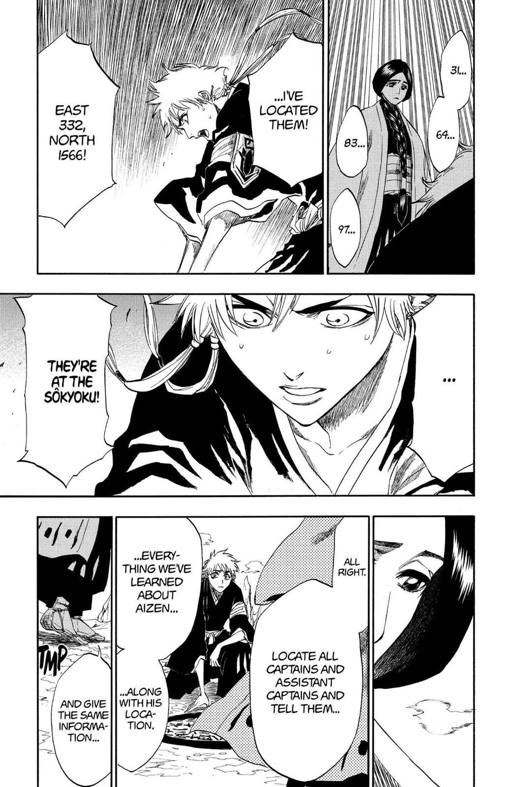 Bleach, Chapter 172 image 005