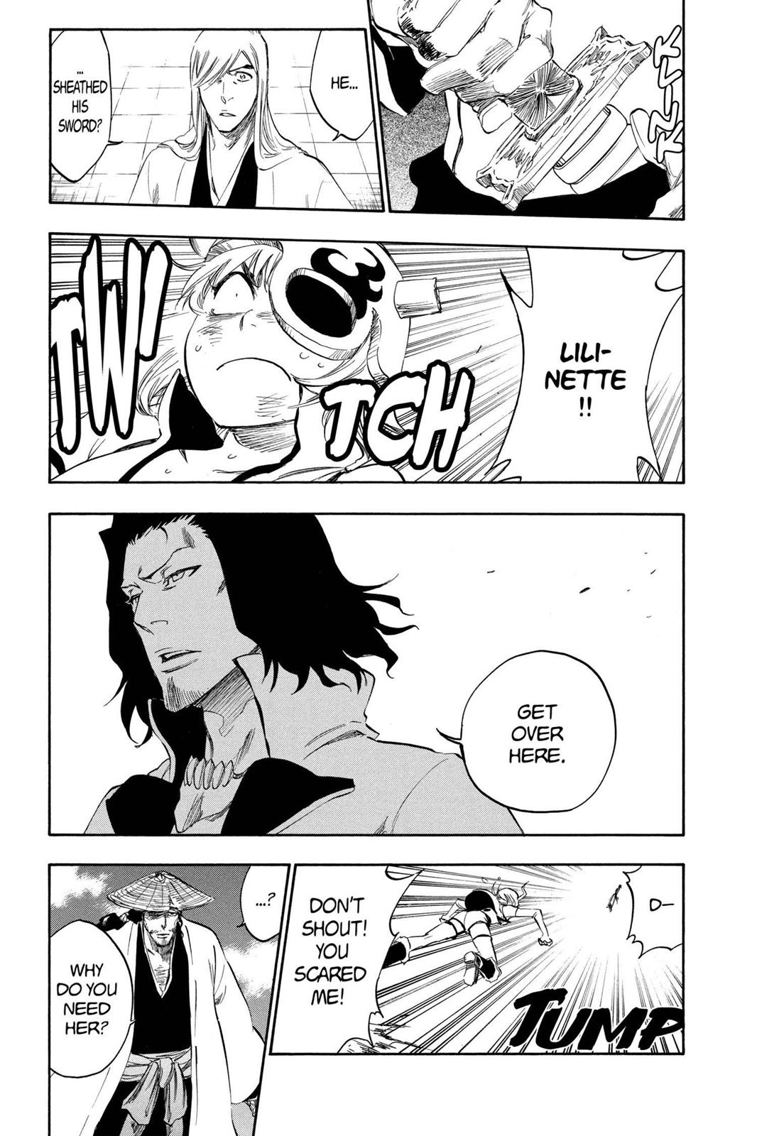 Bleach, Chapter 361 image 013