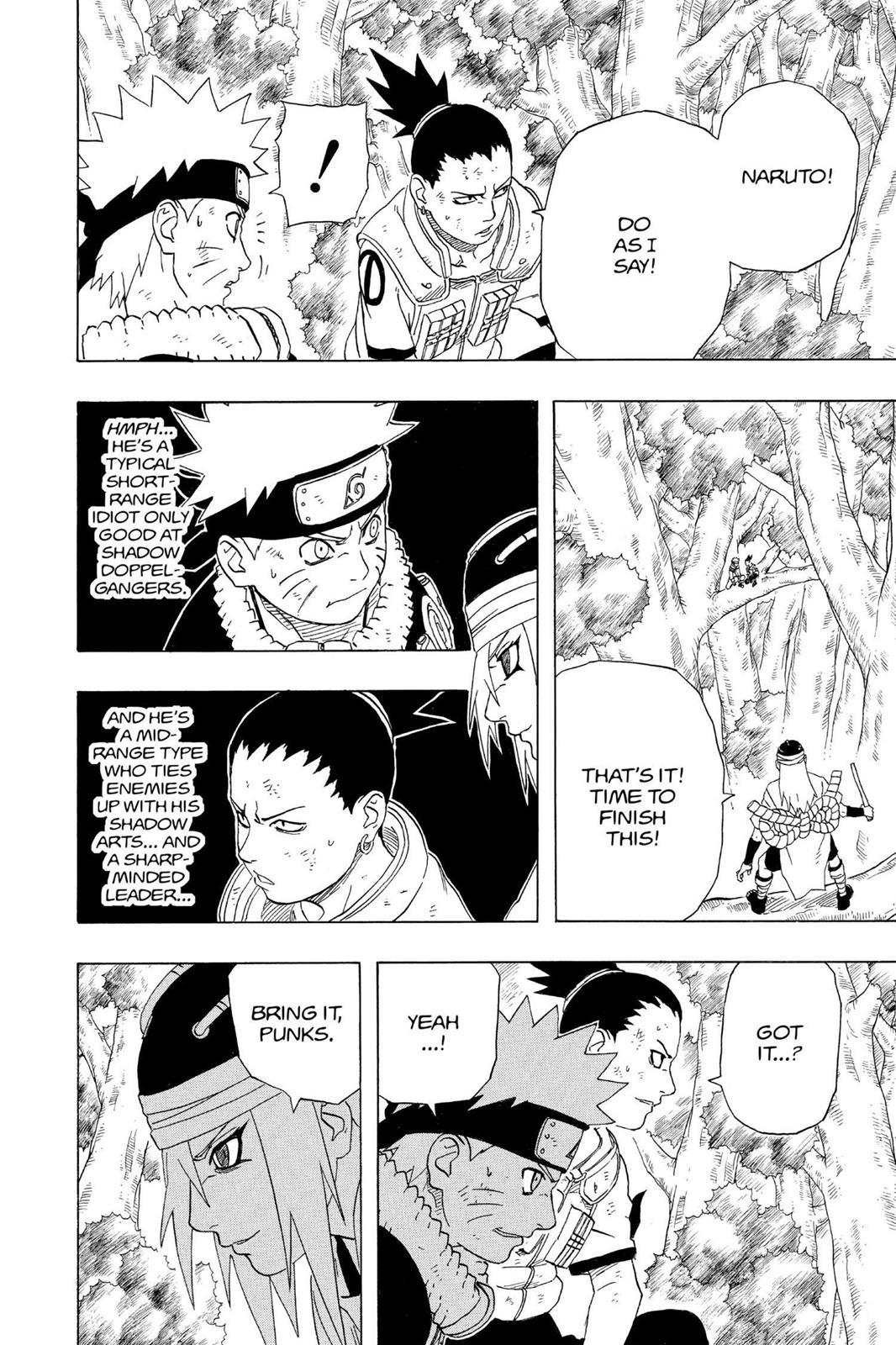 Naruto, Chapter 201 image 010