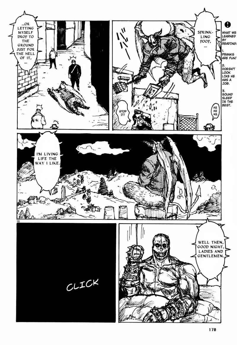 Dorohedoro, Chapter 61 image 041