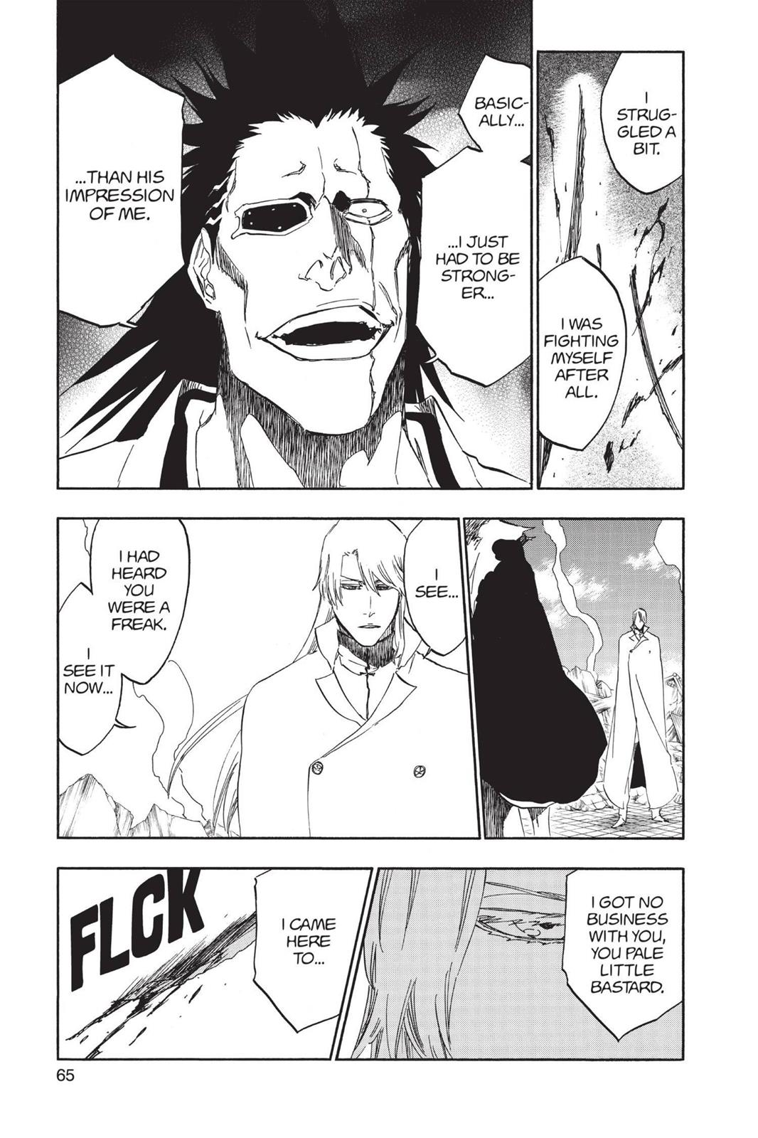 Bleach, Chapter 503 image 005