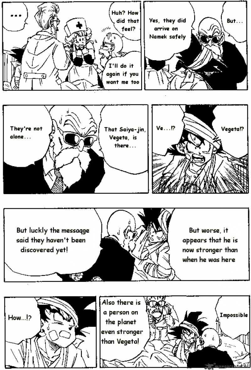 Dragon Ball, Chapter 250 image 010