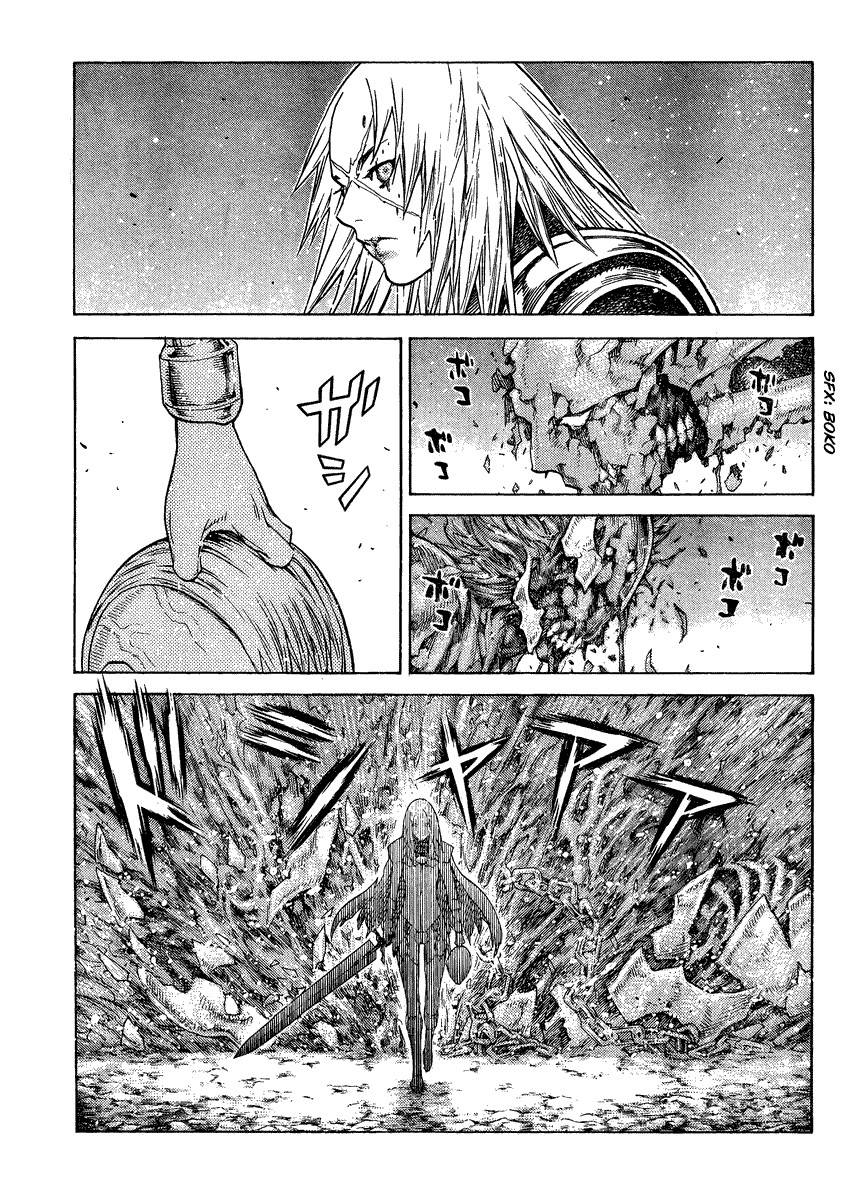 Claymore, Chapter 126 image 016