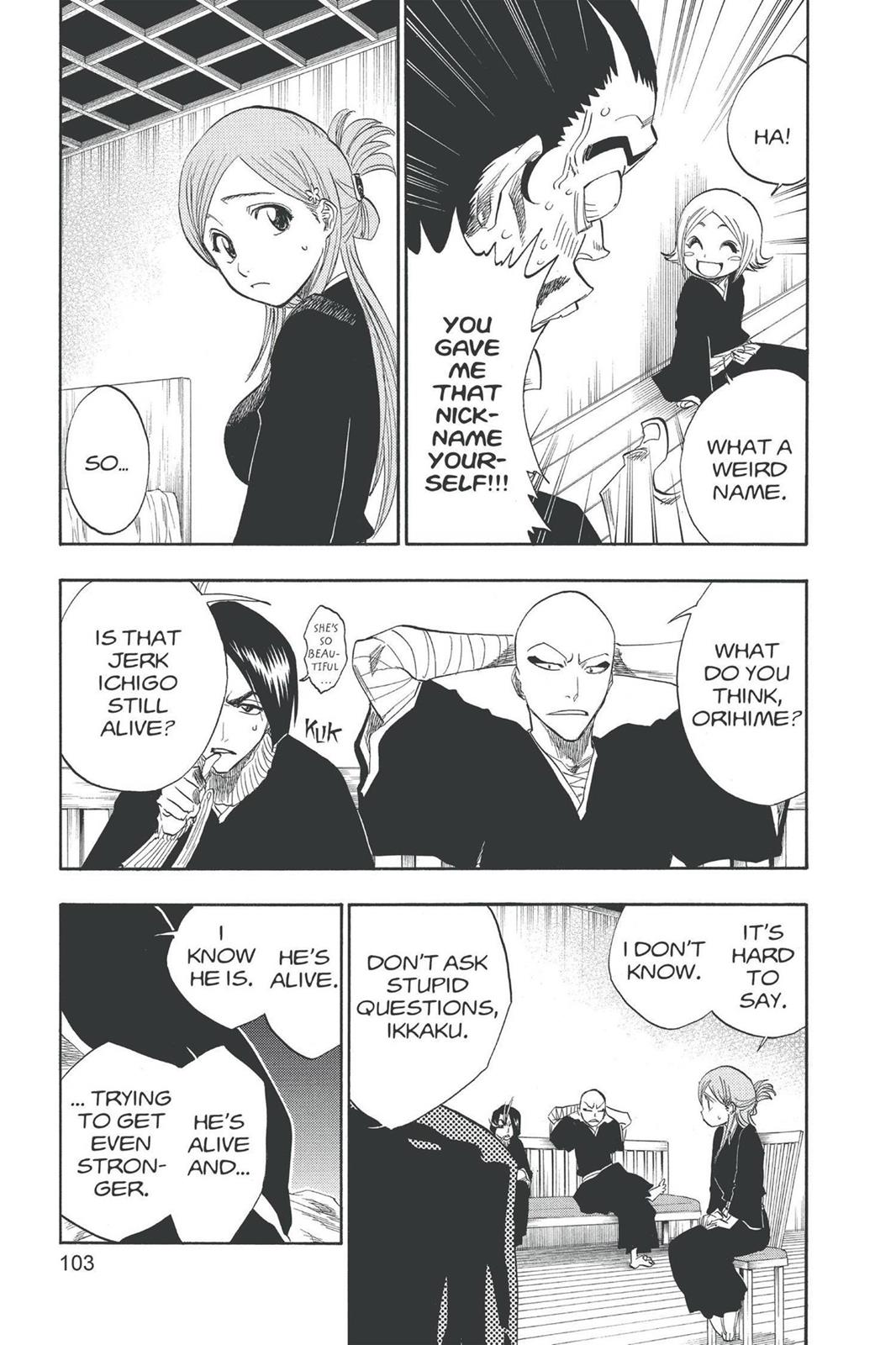 Bleach, Chapter 128 image 017