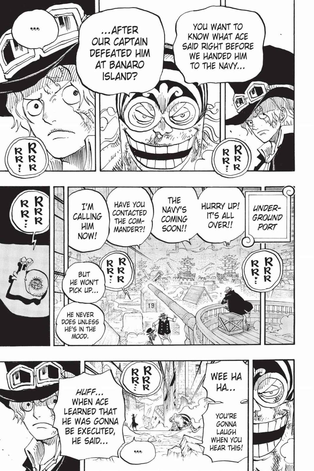 One Piece, Chapter 792 image 003