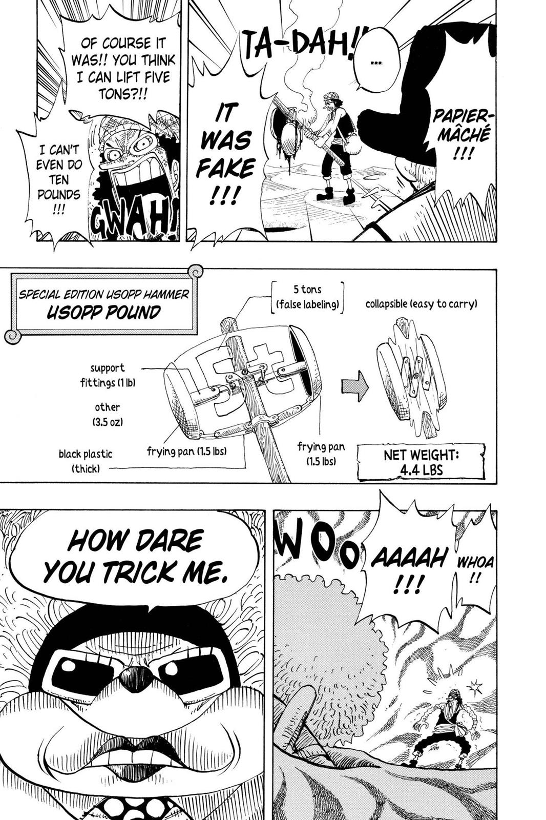 One Piece, Chapter 185 image 007