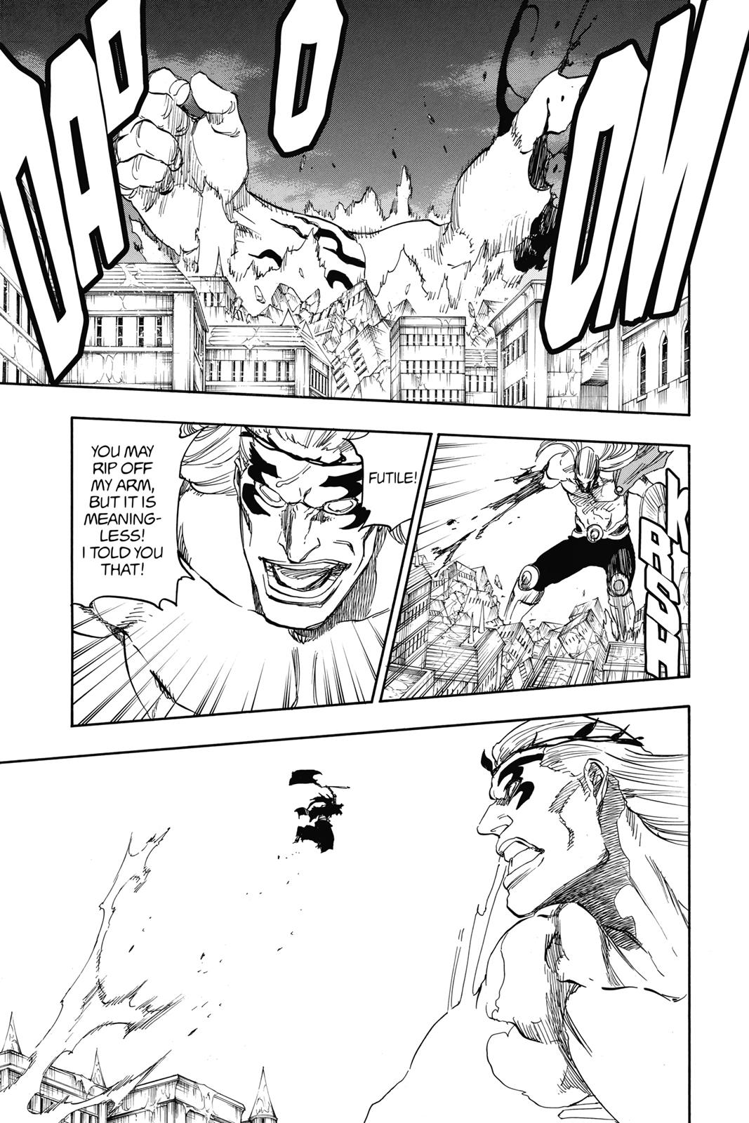 Bleach, Chapter 669 image 010
