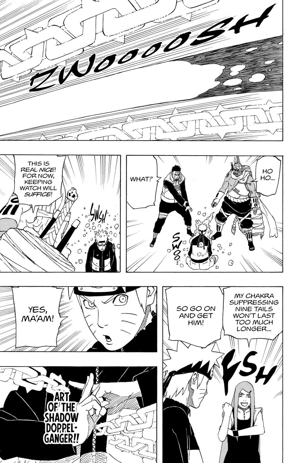 Naruto, Chapter 499 image 003