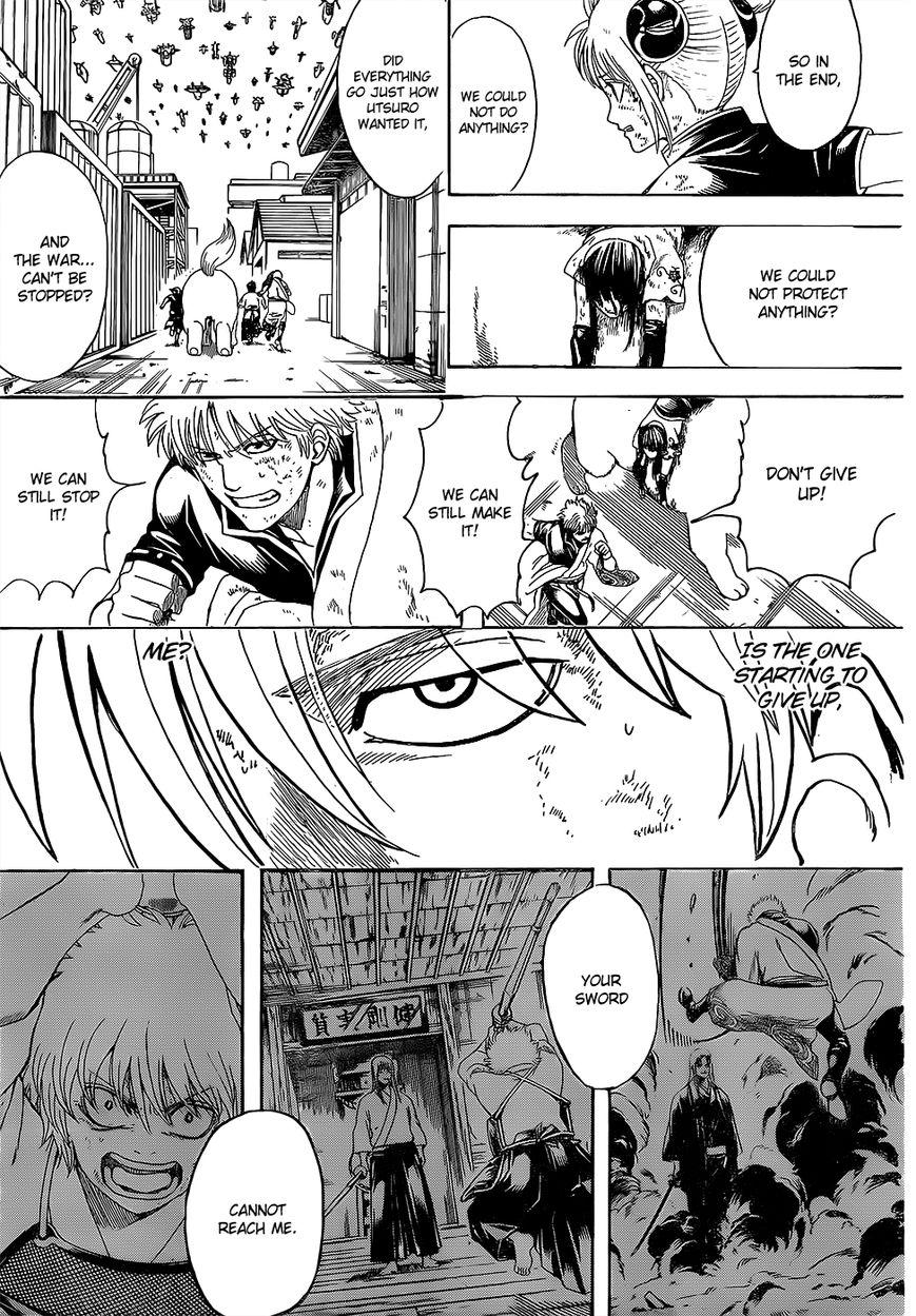 Gintama Chapter, 605 image 012