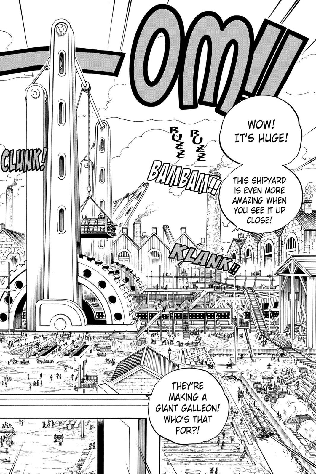 One Piece, Chapter 327 image 015