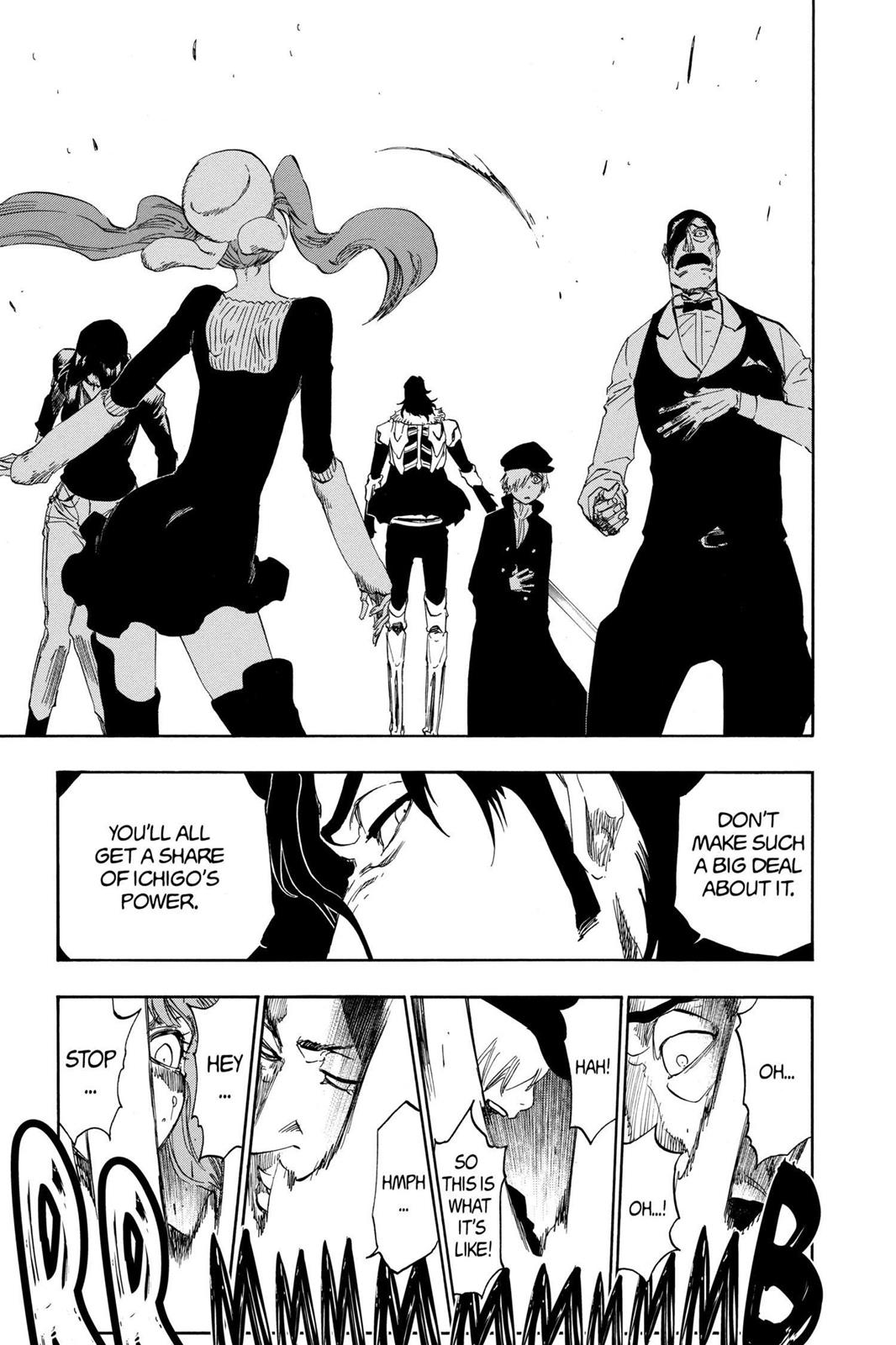 Bleach, Chapter 462 image 017