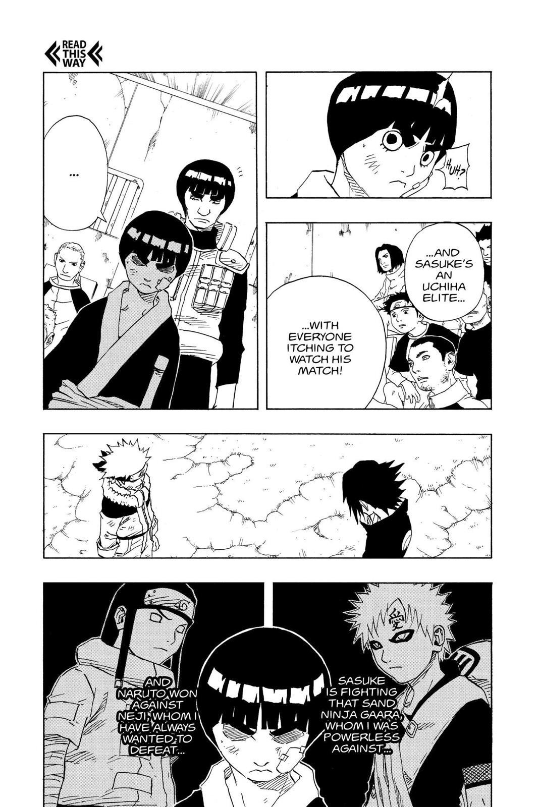 Naruto, Chapter 110 image 007