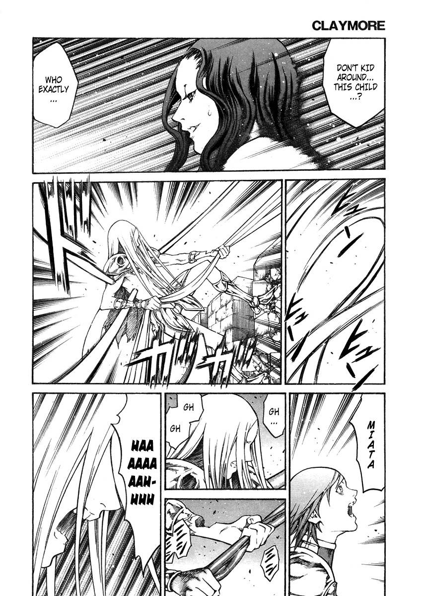 Claymore, Chapter 77 image 008