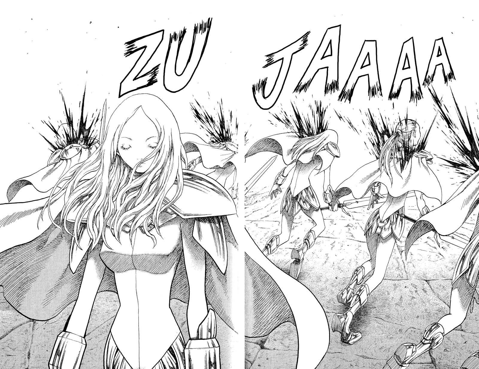 Claymore, Chapter 17 image 021
