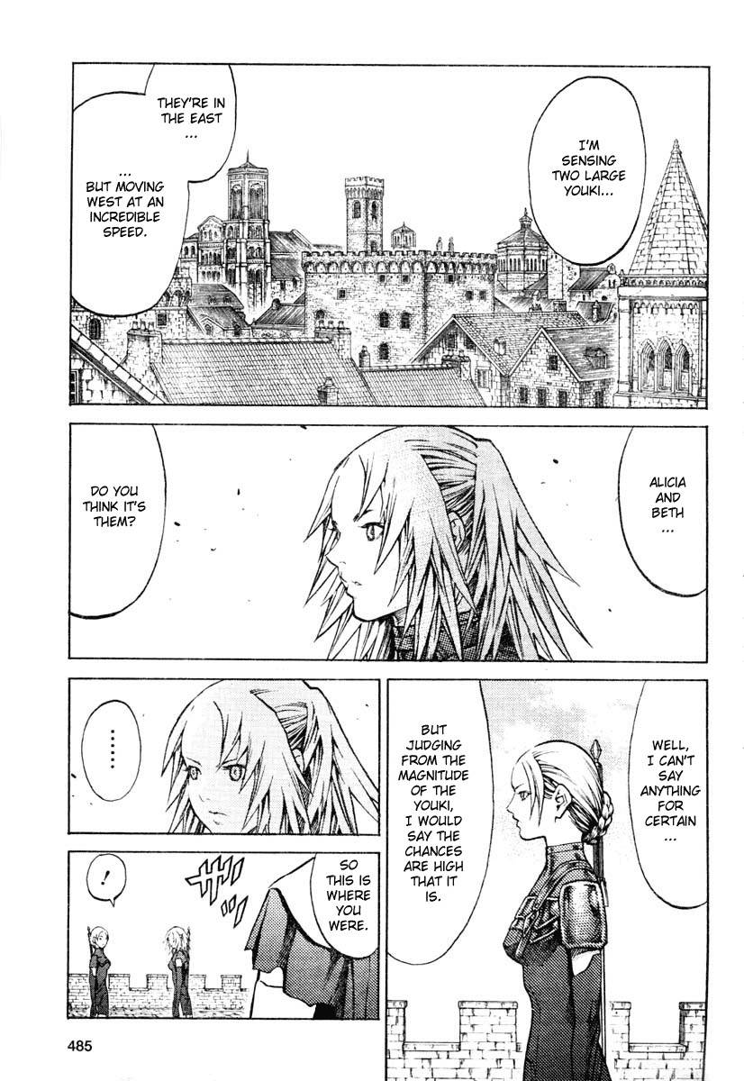 Claymore, Chapter 90 image 003