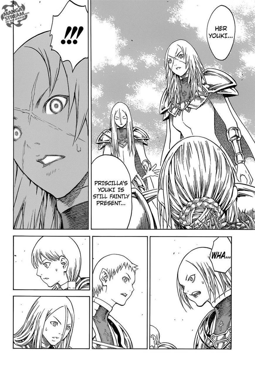 Claymore, Chapter 148 image 017