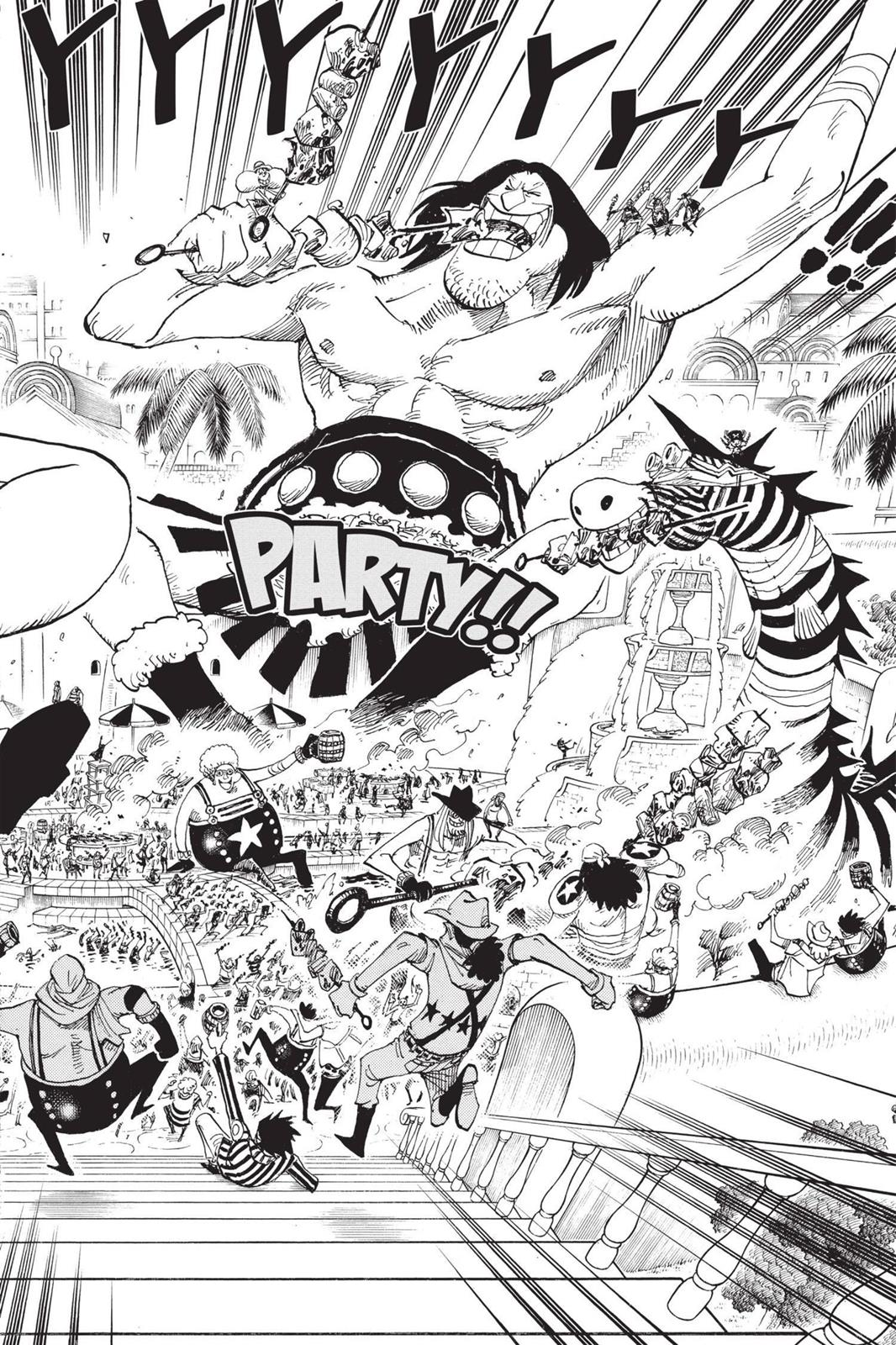 One Piece, Chapter 433 image 014