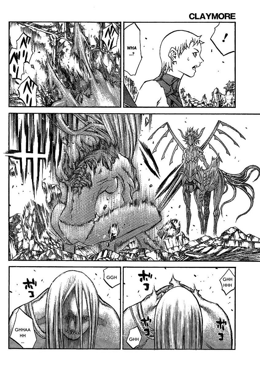 Claymore, Chapter 88 image 016