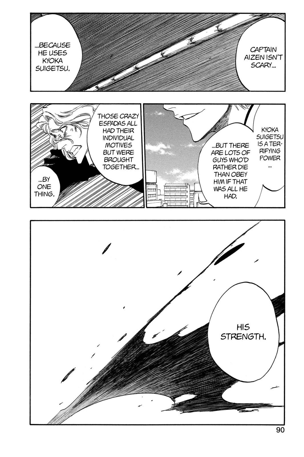 Bleach, Chapter 390 image 017