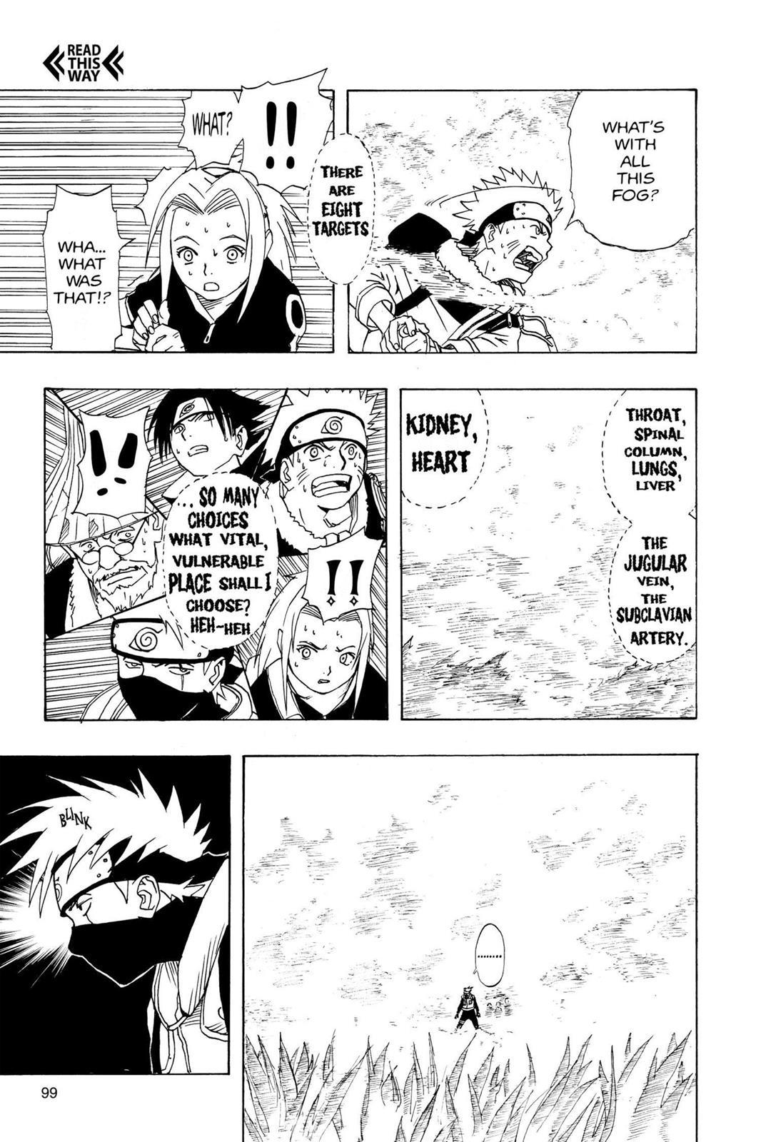Naruto, Chapter 12 image 011