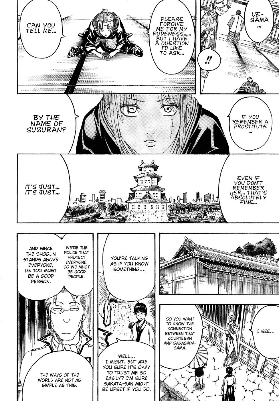 Gintama Chapter, 388 image 012