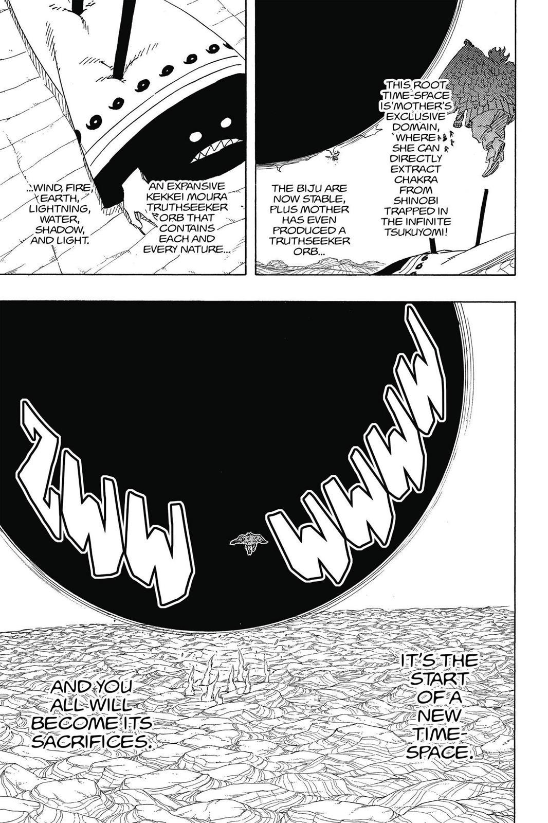 Naruto, Chapter 689 image 005