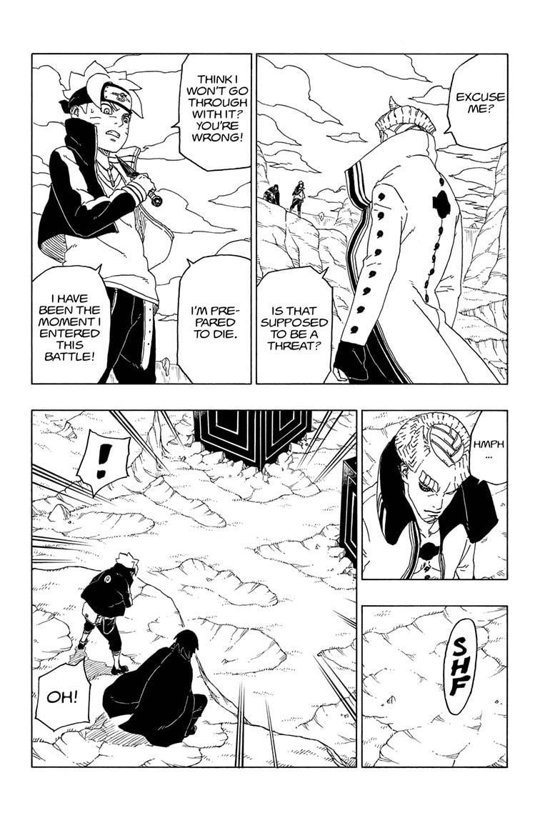 Boruto Manga, Chapter 51 image 014