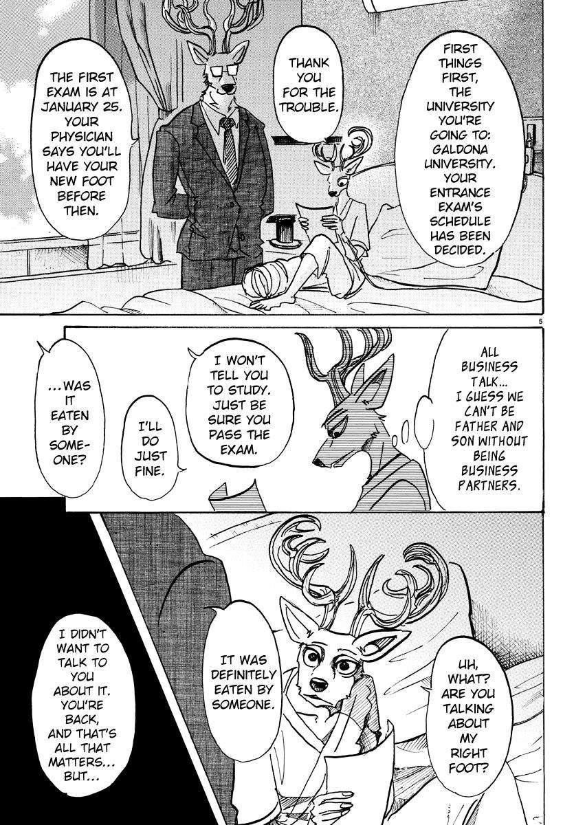 Beastars Manga, Chapter 99 image 005