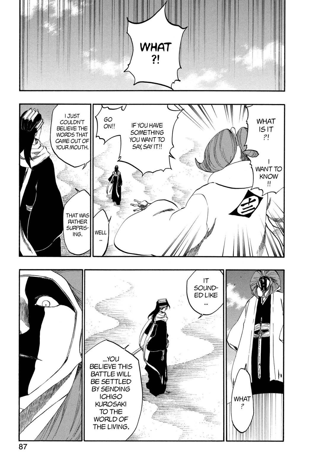 Bleach, Chapter 381 image 017