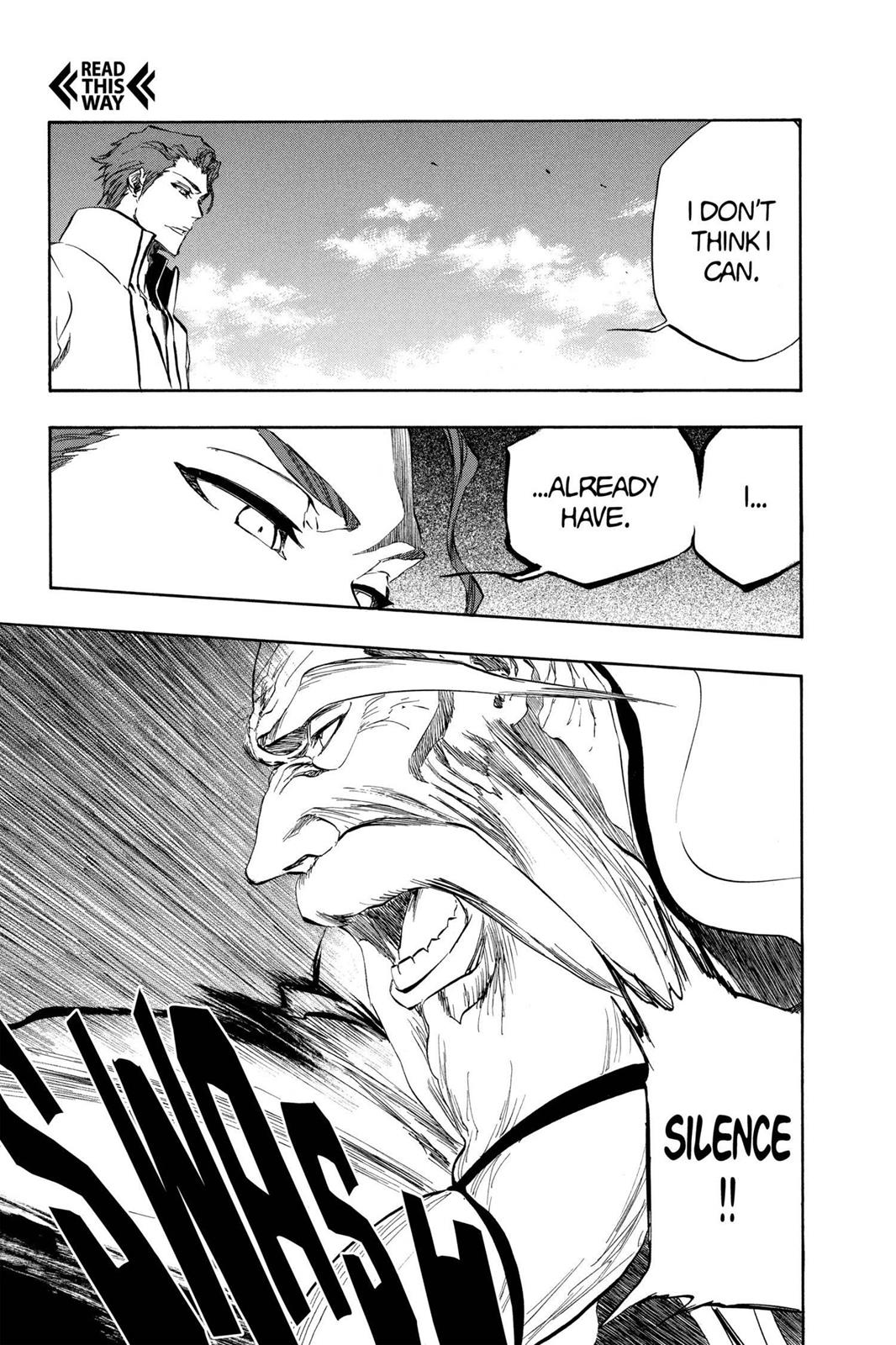 Bleach, Chapter 393 image 007
