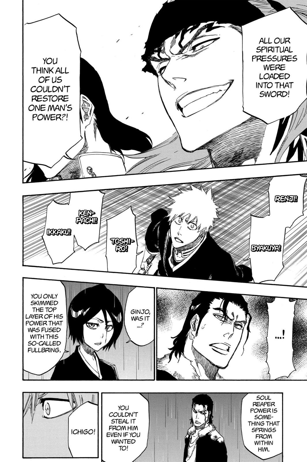 Bleach, Chapter 460 image 018