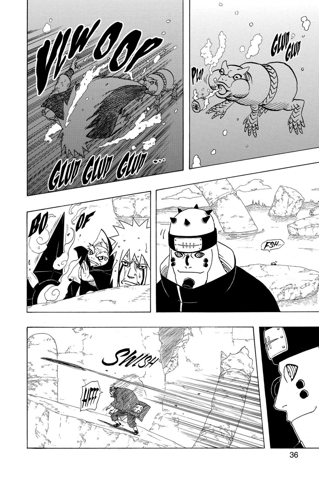 Naruto, Chapter 381 image 012